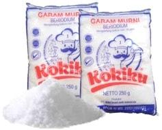 Garam dapur Kokiku