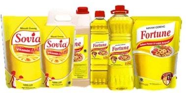 Minyak Fortune dan Sovia
